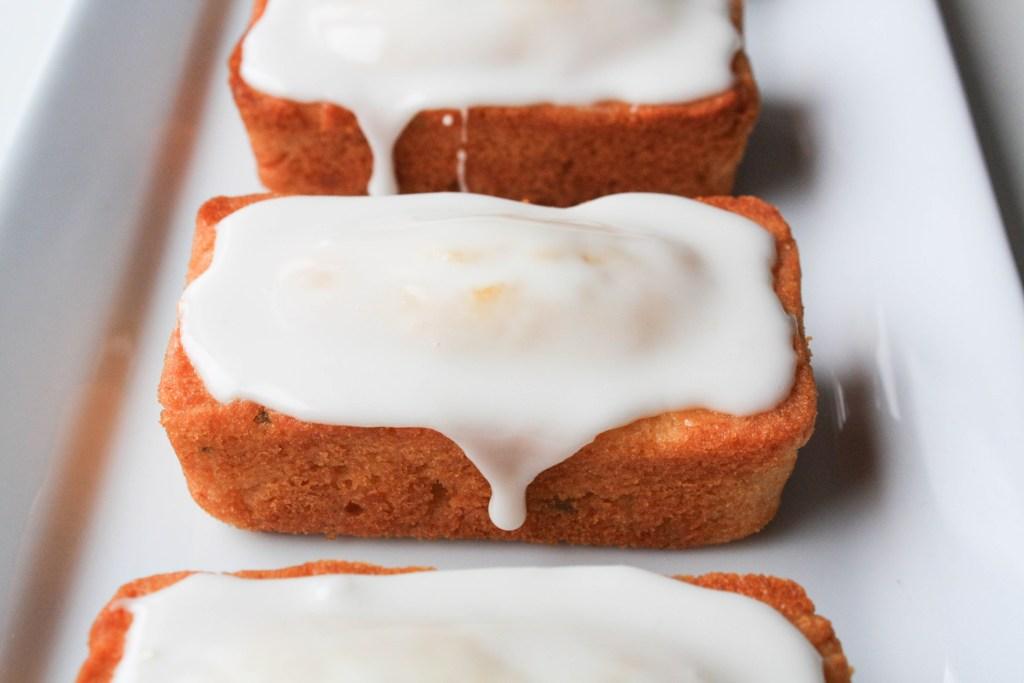 Iced Triple Citrus Pound Cake | ErinBakes.com