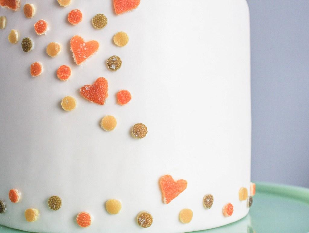 Candied Citrus Confetti | Erin Bakes