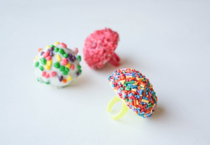 Cake Pop Rings | Erin Bakes