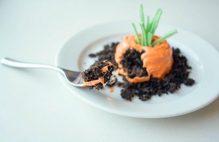 Carrot Top Mini Cake | Erin Bakes