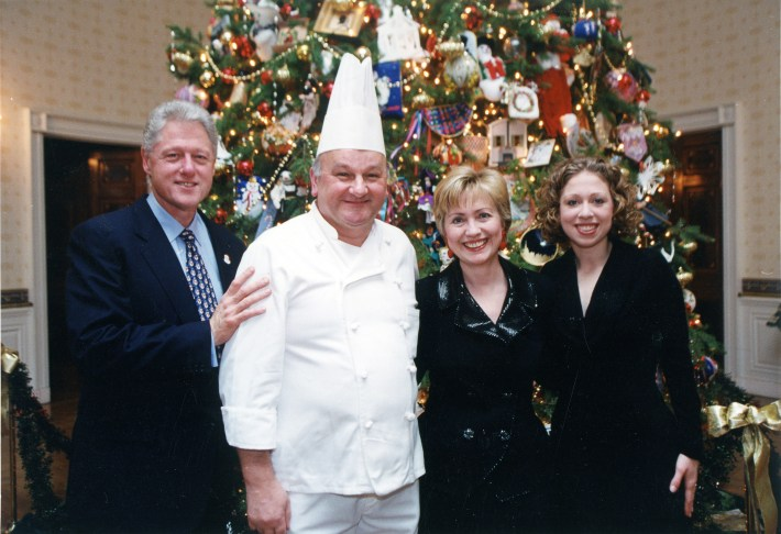 Interview | Roland Mesnier, Former White House Executive Pastry Chef | Erin Bakes