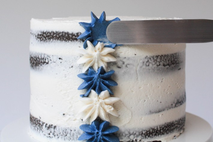Stars And Stripes Buttercream 4th Of July Cake  Erin Bakes