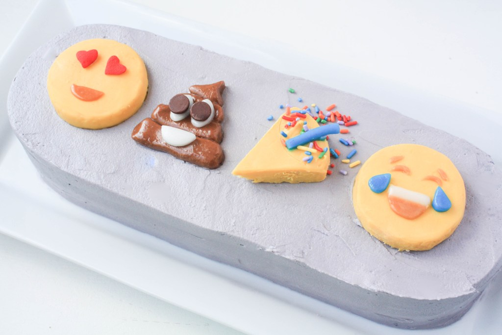 Emoji Cake Tutorial | Erin Gardner on Craftsy