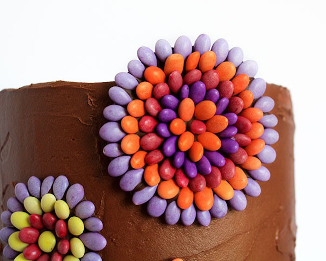 Chocolate Sunflower Seed Cake   Erin Gardner   ErinBakes.com