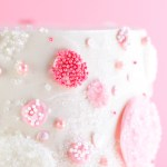 Chocolate Pink Champagne Bubbles | Erin Gardner | Erin Bakes