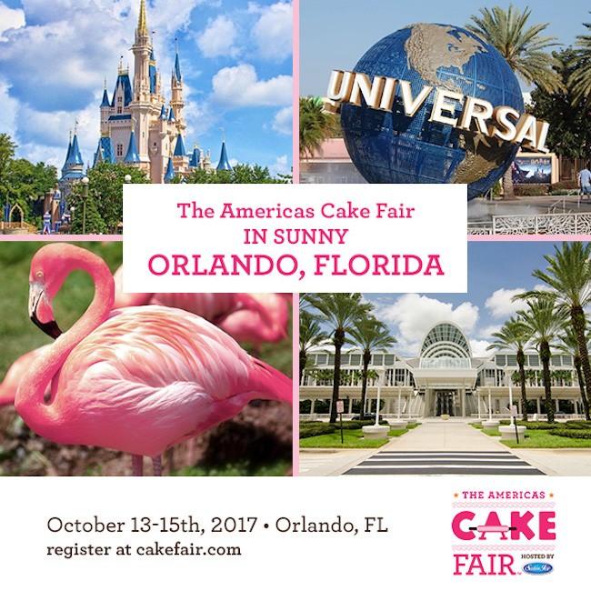 The Americas Cake Fair 2017