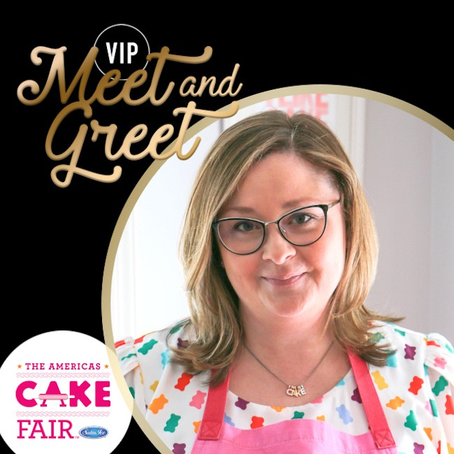 VIP Meet and Greet Cake Fair 2017
