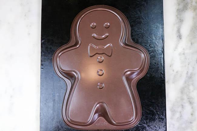 Gingerbread Man Cake Pan | Erin Bakes