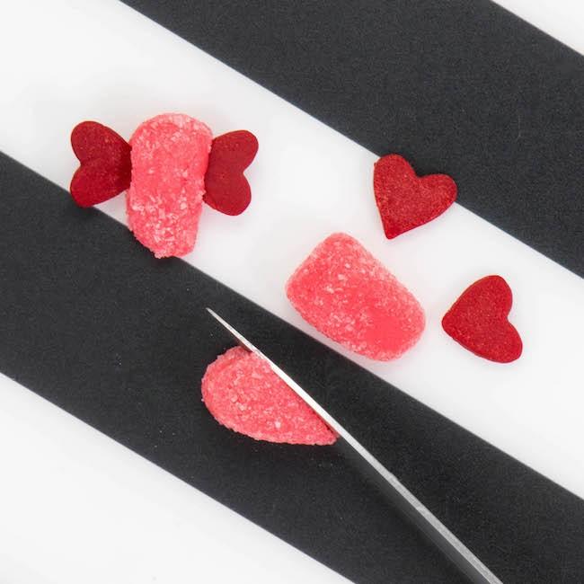 Making the Gummy Love Bug | Erin Gardner | Erin Bakes x Wilton