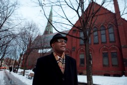 """After 24 years on the City Council, Ken Reeves was voted out of office. He said, """"It wasn't the exit strategy I would have picked for myself."""" Photo by Erin Baldassari/Wicked Local Cambridge."""