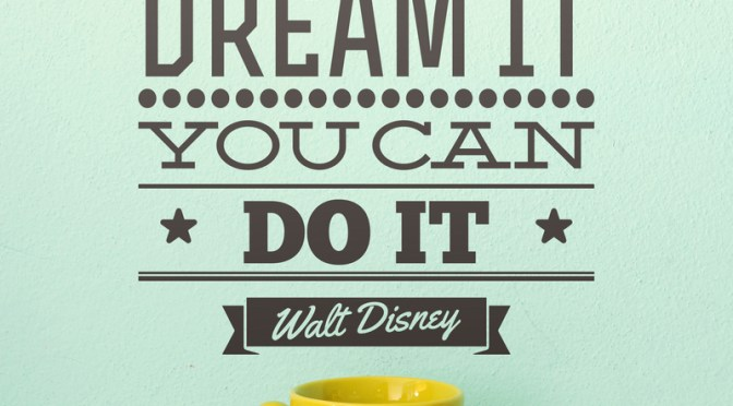 Monday Motivation:  You Can Do It