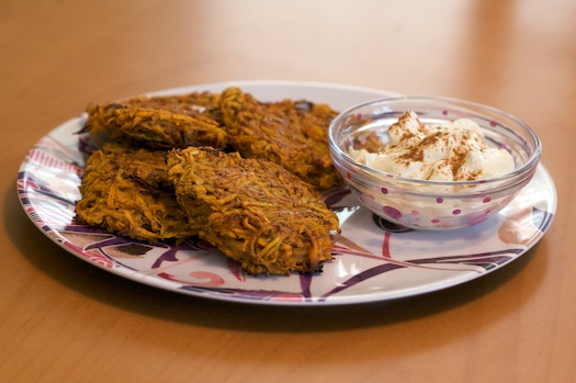 Loving the Latkes