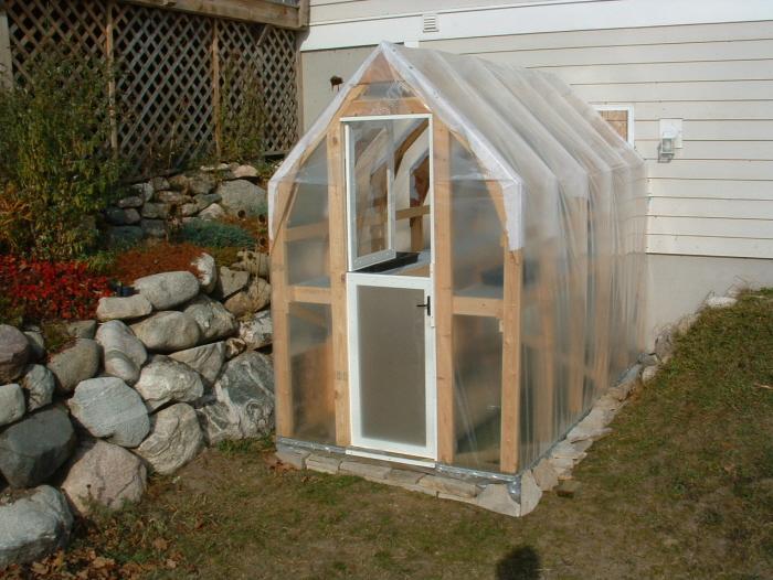 diy-greenhouse