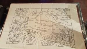 rug hooking pattern