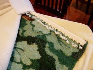 back stitching