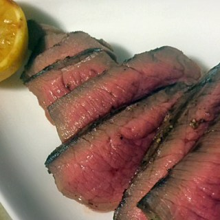 Grill Time with London Broil