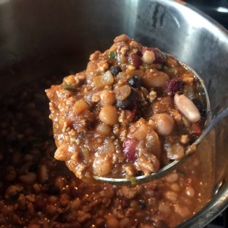 Dishing Up: Instant Pot Turkey Bean Chili