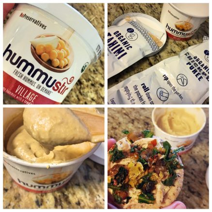 hummus on demand