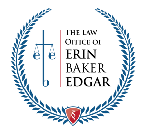 Erin Edgar Legal Logo - blue