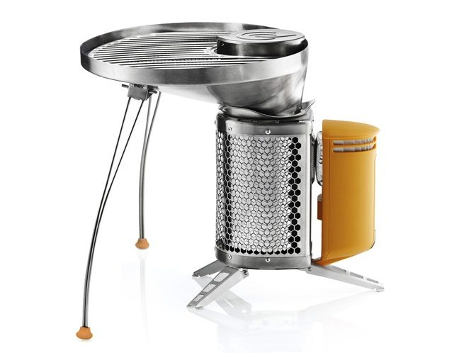 biolite campstove with grill