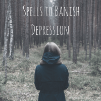 Spells to Banish Depression