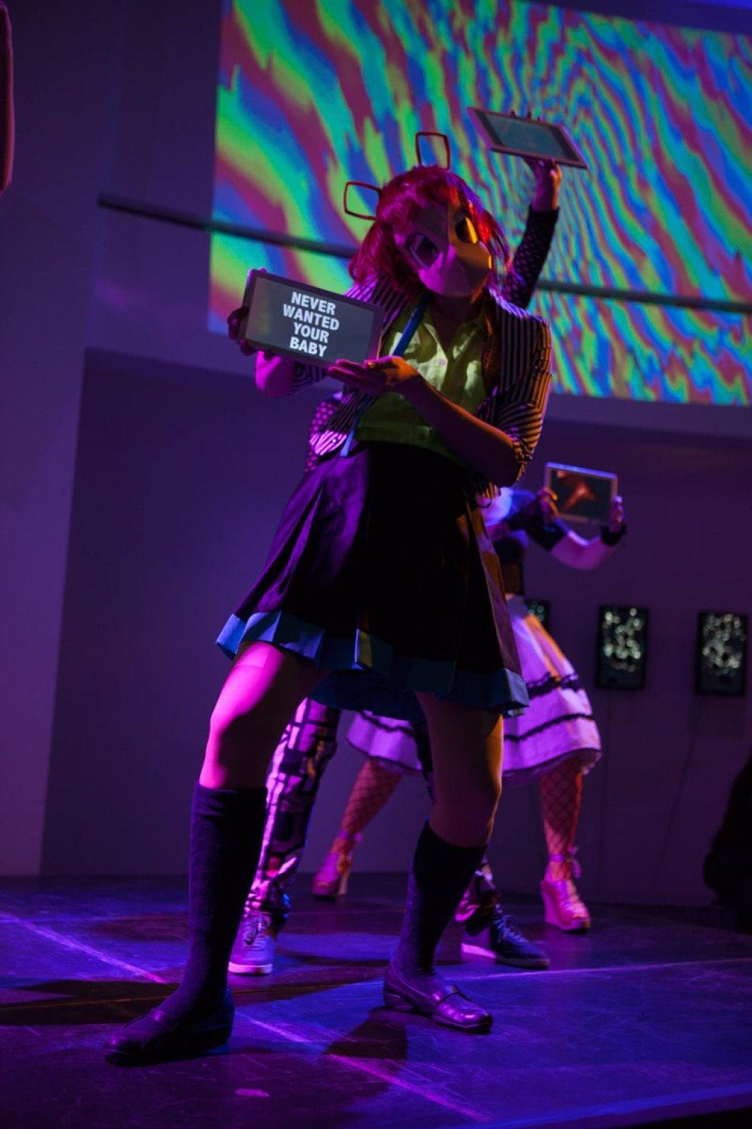 Erin Gee - Vocaloid Gig At Nocturne (X + 1)