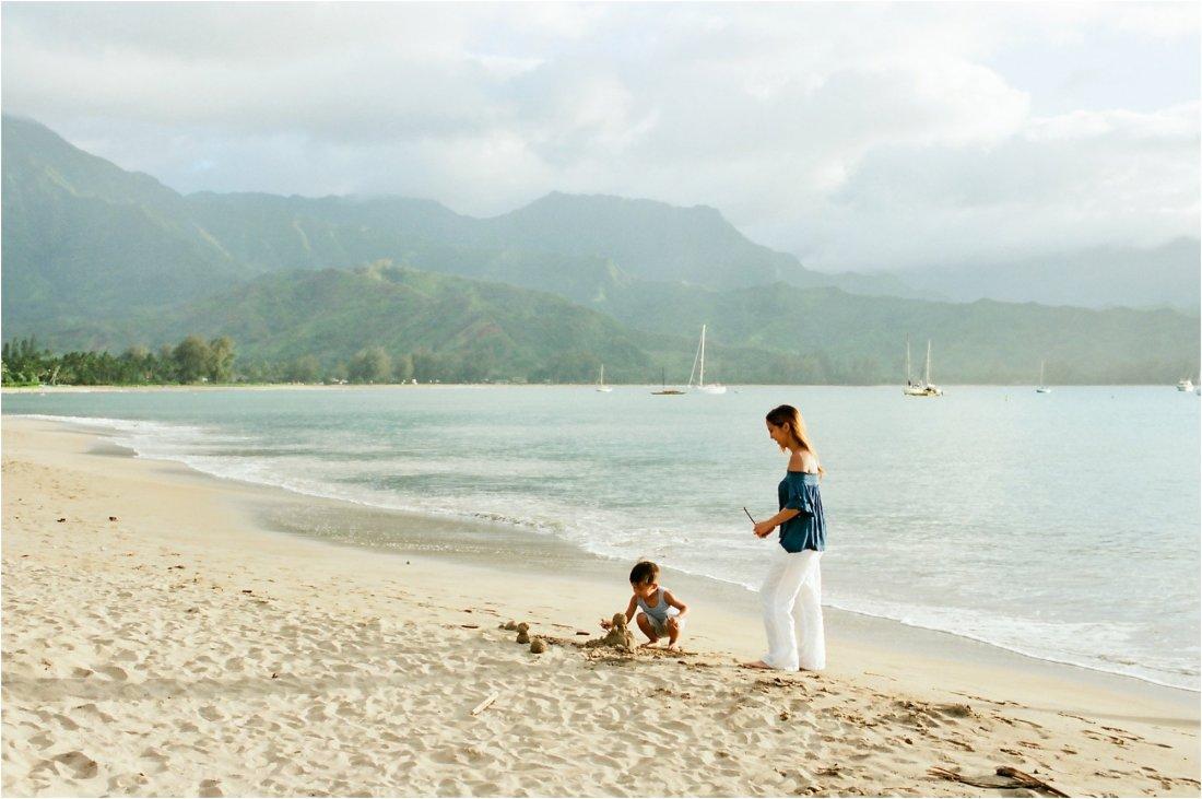 family photos Kauai 1