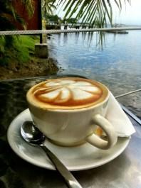 It looks like coffee