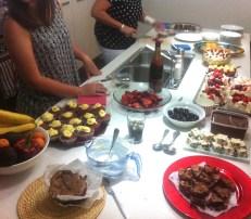 Just a few desserts
