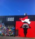 Street Art Taupo NZ