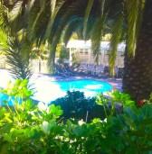 Swimming pool at Havelock House