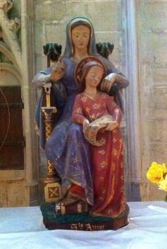 Alter figures St Nazaire