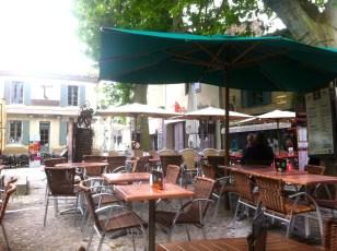 Cafes for Cafe au lait, Old Cite Carcassonne