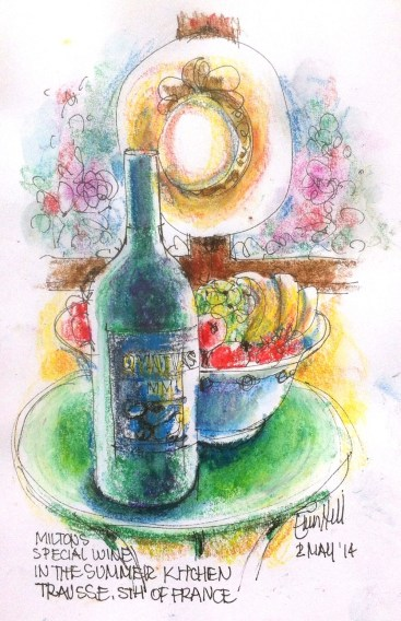 Milton's wine