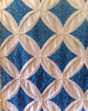 Traditional circle Shaker patchwork