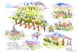 Vignettes of Languedoc