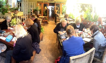Wednesday. InSitu Cafe