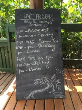 Sunday Fiji. Program