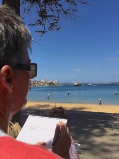 Fri Gen. Planning the sketch
