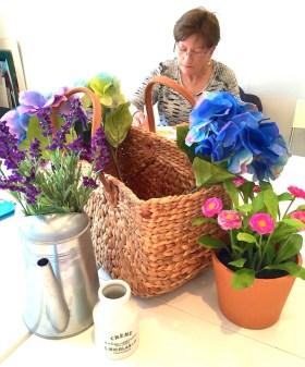 Tues Gen. Cottage flower still life