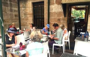 ThursGen. G'Day cafe
