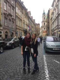 Walking around Old Town