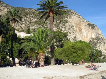 Afternoon in Beaulieu sur Mer, French Riviera
