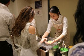 Sample Food Cooking Class