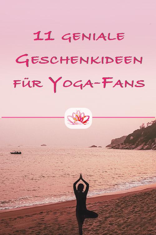 11 geniale Geschenkideen für Yoga Fans