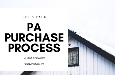 let's talk: the PA PURCHASE PROCESS