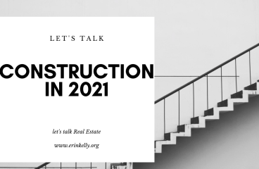 let's talk: CONSTRUCTION IN 2021