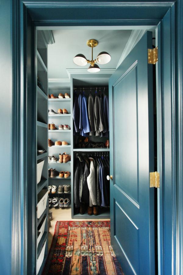 ikea pax into a fully custom closet