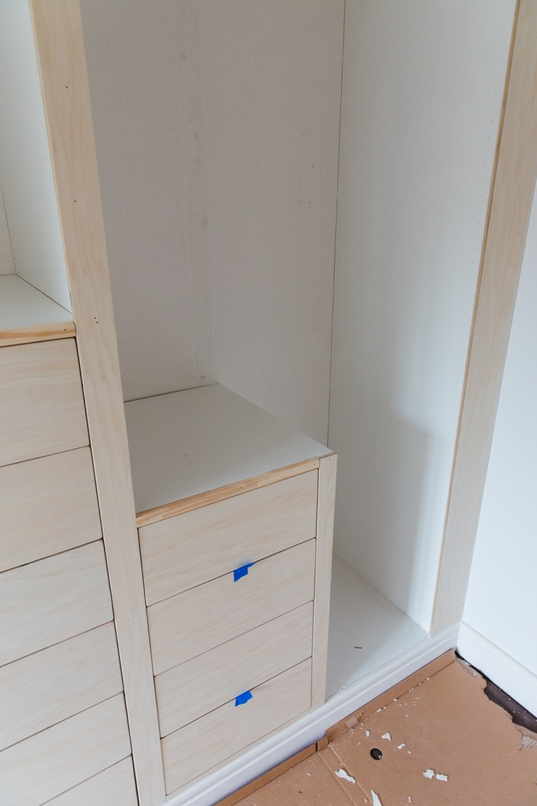 d9a584e9e6d Hacking the IKEA Pax into a Fully Custom Closet - Erin Kestenbaum