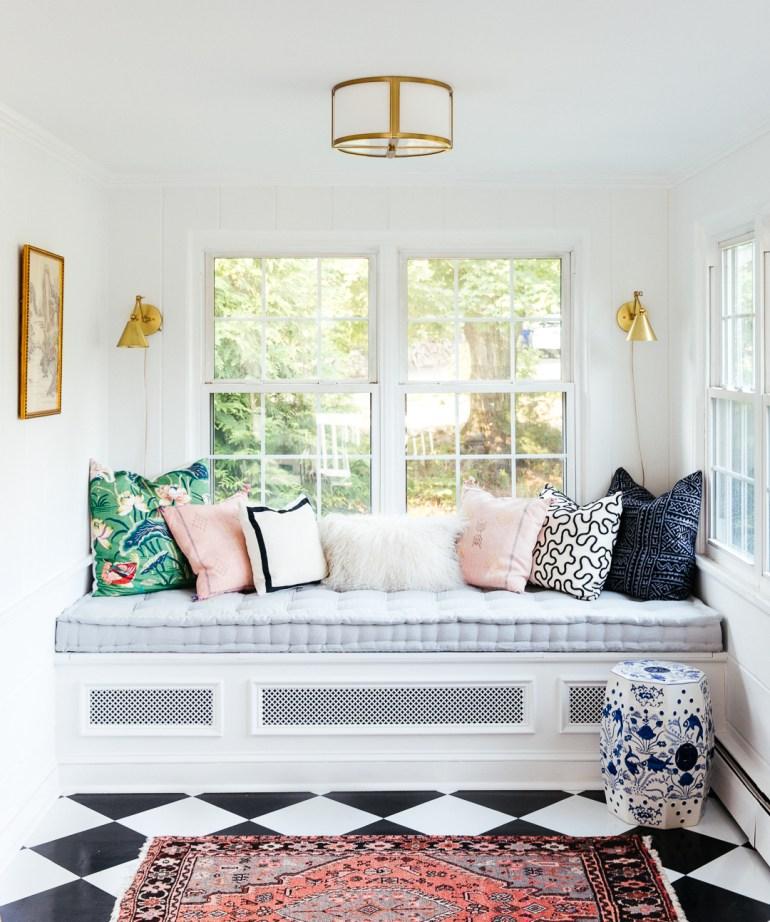 Awesome How To Build A Radiator Window Bench Erin Kestenbaum Machost Co Dining Chair Design Ideas Machostcouk